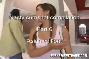 nasty cumshot compilation part 6