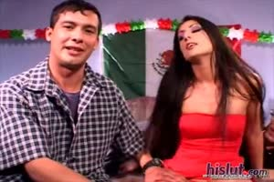 Luscious Lopez is a Latina whore that loves ass stuffing