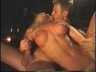 Silvia Saint anal and cumshot with Ro