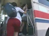 Mature Japanese Busty Mom Groped and Fucked In Bus